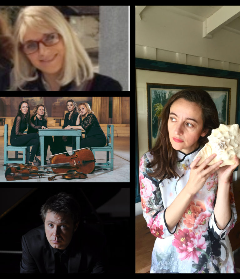 OUR CREATORS: ALEKSANDRA VREBALOV
